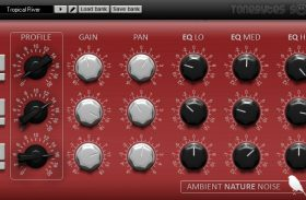 AMBIENT NATURE NOISE VSTI Effect Instrument plugin