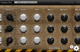 Industrial Noise VSTI Instrument plugin