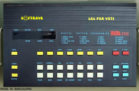 LEL PSR VSTI virtual drum machine instrument from Soviet era