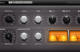 TAPE NOISE VST Effects plugin