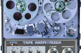 TAPEHARMONIZER VSTI reel to reel tape emulation plugin effect