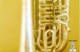 Tuba VSTi virtual brass instrument with 7 levels of midi velocity