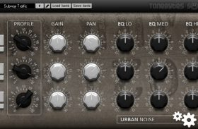 URBAN NOISE VSTI Instrument plugin