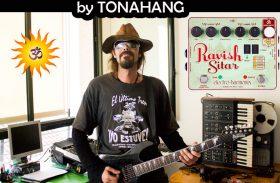 Ravish Sitar Electric Guitar Solos and Chords Sample Library by Tonahang